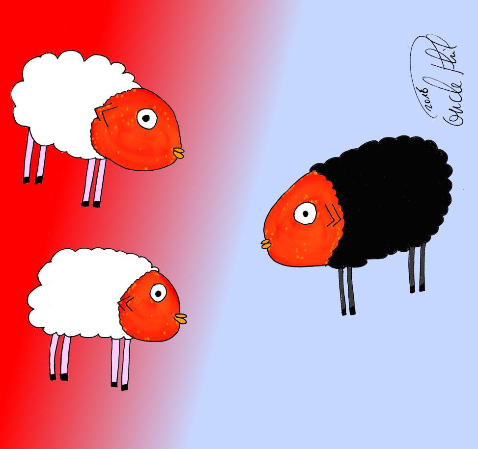 Le peuple est un poisson rouge les illusions de l for Faux poisson rouge